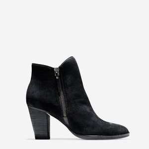 Cole Haan Suede Booties